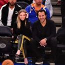 Sydney Sweeney – New York Knicks v New Orleans Pelicans preseason game in NY - 454 x 488