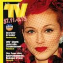 Madonna - Nachrichten Supplement Magazine Cover [Austria] (27 November 1999)