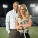 Brittany Daniel and Coby Bell