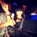 Blac Chyna and Amber Rose at Ludacris' Album Release Party at Project Club LA in Los Angeles, California - March 30, 2015