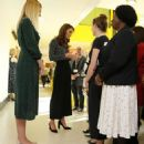The Duchess Of Cambridge Visits The Family Nurse Partnership - 454 x 463