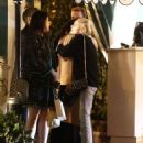 Kate Bosworth has Valentine's Day dinner outing in Los Angeles