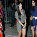 Kim Kardashian - Leaving The Grand Opening Of Opera Nightclub 2007-06-26