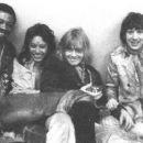 Brian Jones and Donyale Luna