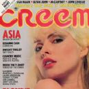 Blondie - Creem Magazine [United States] (August 1982)