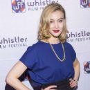 Sarah Gadon 2014 Whistler Film Festival In Whistler