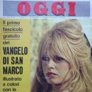 Brigitte Bardot - Oggi Magazine [Italy] (18 March 1965)
