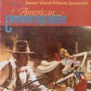 Bob Hoskins - American Cinematographer Magazine [United States] (July 1988)