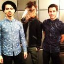 The Jonas Brothers [April 2013]