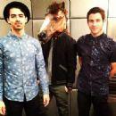The Jonas Brothers [April 2013]