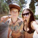 Daniel Jones and Layla Driscol