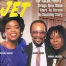 Oprah Winfrey - Jet Magazine [United States] (13 January 1986)