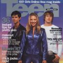 Jason Behr - Teen Magazine [United States] (November 2000)