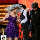 Taylor Swift - Brooks & Dunn's The Last Rodeo Show In Las Vegas 4/19/10