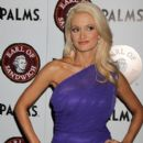 Holly Madison attends the Earl of Sandwich Restaurant Grand Opening Celebration in Las Vegas