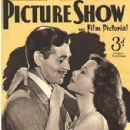 Hedy Lamarr - Picture Show Magazine [United Kingdom] (1941)