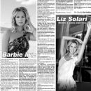 Liz Solari - Show On Magazine Pictorial [Argentina] (11 February 2012)