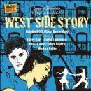West Side Story Original 1957 Broadway Cast By Leonard Bernstein - 454 x 452