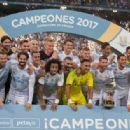 Real Madrid v FC Barcelona - Supercopa de Espana: 2nd Leg - 454 x 316