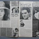 Elvis Presley - Cinemonde Magazine Pictorial [France] (5 December 1961)