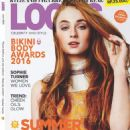 Sophie Turner - LOOKS Magazine Cover [Indonesia] (June 2016)