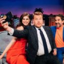 Alexandra Daddario – The Late Late Show with James Corden - 454 x 302