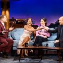 Melanie Brown – 'The Late Late Show with James Corden' in NY