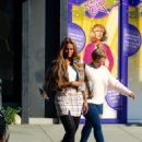 Tyra Banks – Promotes 'Life-Size 2' in Beverly Hills