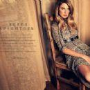 Angela Lindvall - Harper's Bazaar Magazine Pictorial [Kazakhstan] (August 2016)