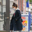 Katie Holmes – Out in New York for a walk