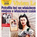 Vivien Leigh - Rewia Magazine Pictorial [Poland] (7 August 2019) - 454 x 642