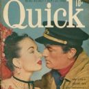 Gregory Peck - Quick Magazine [United States] (22 September 1952)