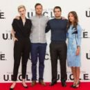 Armie Hammer-July 23, 2015-The Man from U.N.C.L.E. photocall at Claridge's Hotel in London - 400 x 289