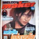 Natalie Imbruglia - Melody Maker Magazine Cover [United Kingdom] (14 March 1998)