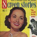 Ann Blyth - Screen Stories Magazine [United States] (February 1952)