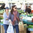 Jennifer Garner: spending a quality time in Brentwood