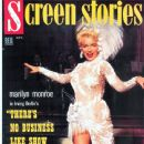Marilyn Monroe - Screen Stories Magazine [United States] (November 1954)