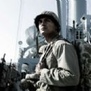 Ira Hayes (Adam Beach) in DreamWorks Pictures' Flags of Our Fathers - 2006