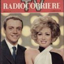 Margaret Lee - TV Radiocorriere Magazine Cover [Italy] (8 May 1966)