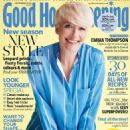 Emma Thompson - Good Housekeeping Magazine Cover [United Kingdom] (September 2018)
