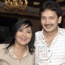 Rudy Fernandez and Lorna Tolentino