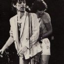 Mick and Linda Ronstadt