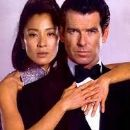 Pierce Brosnan and Michelle Yeoh