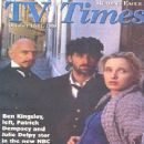 Patrick Dempsey - TV Times Magazine [United States] (11 October 1998)