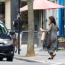 Jenna Coleman – Shopping candids in London