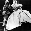 "Constance Towers in the 1977 Broadway Revivel of ""The King And I"" Yul Brynner,Musicals,"