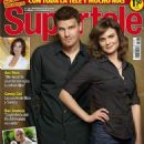 Emily Deschanel, David Boreanaz - Supertele Magazine Cover [Spain] (21 December 2012)