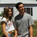 Jessica Biel and Freddie Prinze Jr. in Warner Brothers' Summer Catch - 2001