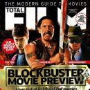 Daniel Radcliffe, Danny Trejo - Total Film Magazine Cover [United States] (September 2010)
