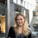 Bar Refaeli Visits the Hublot Boutique in Geneva - 454 x 681